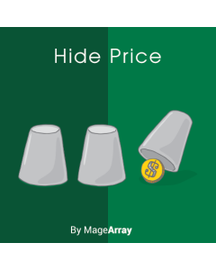 Hide Price Demo