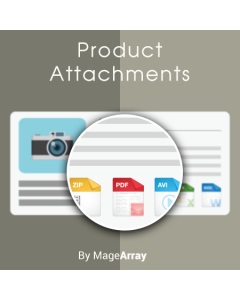 Product Attachments Demo