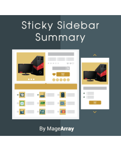 Sticky Sidebar Demo